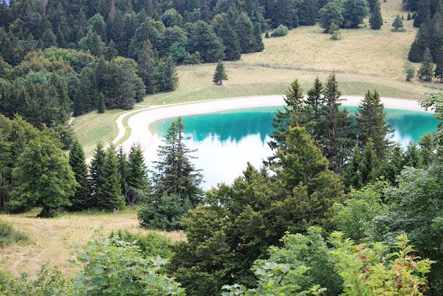 Metabief - lac