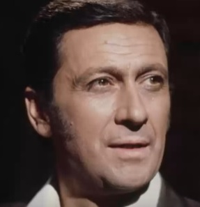 Cesare Danova in the 1960s, by which time he was a well-established star of film and TV