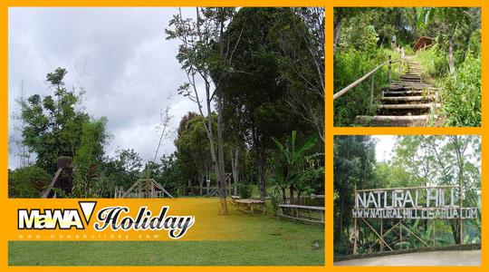 natural hill lembang