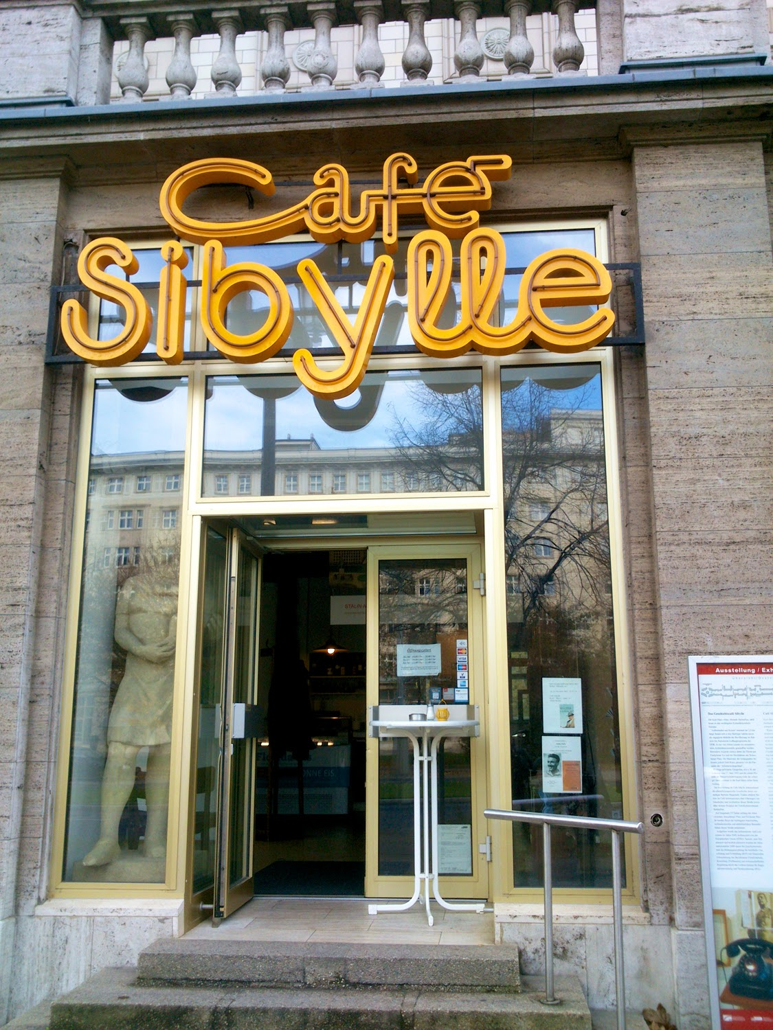 Cafe Sybille, Berlin