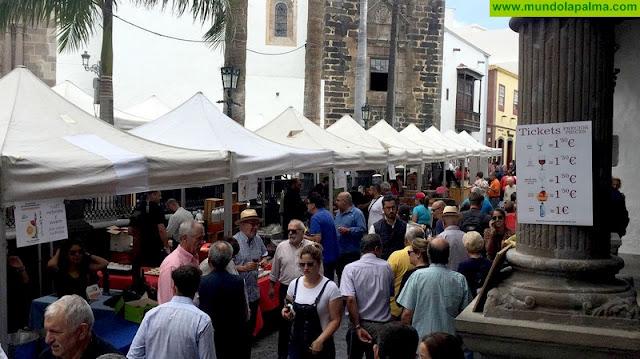 El Ayuntamiento de Santa Cruz de La Palma anima a la participación de bares y restaurantes en el Encuentro Enogastronómico