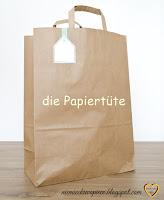 Niemiecki w opiece - Verpackungen/ Opakowania - die Papiertüte