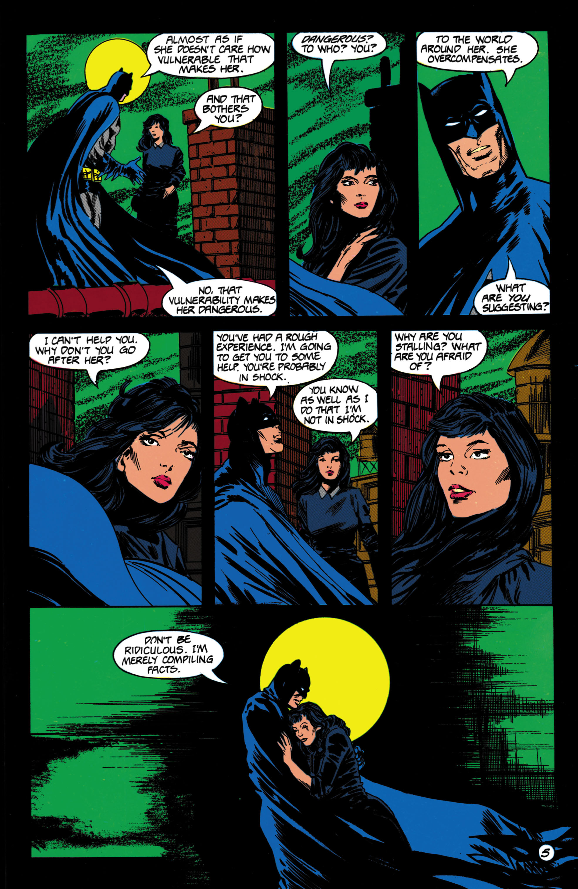 Catwoman (1989) Issue #4 #4 - English 6
