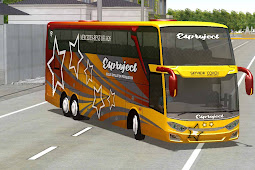 Bus 3 ESProject Livery by Moez Edane