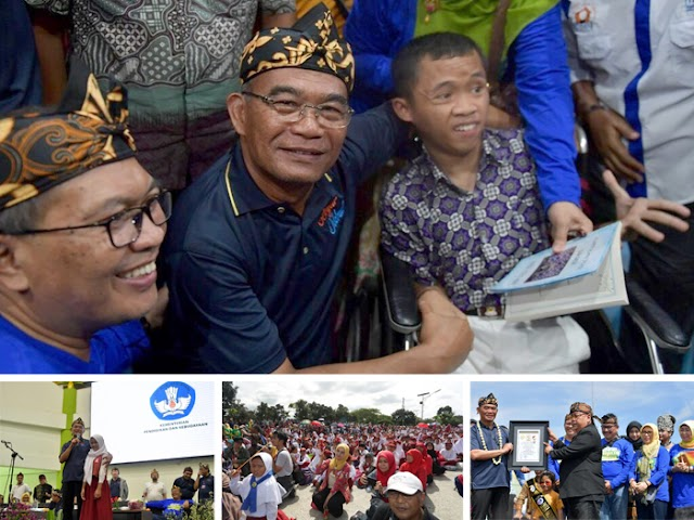 Gebyar Pendidikan dan Kebudayaan 2019, Spirit Memajukan Pendidikan Kota  Bandung