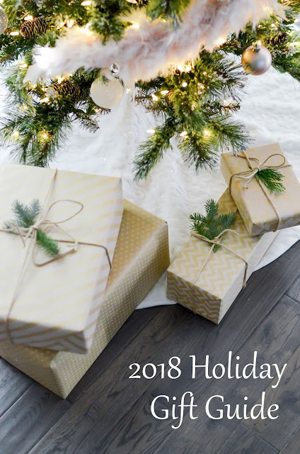 Looking for gift ideas for your favorite foodie? Check out the 2018 Holiday Gift Guide for Food Lovers on Taste As You Go!