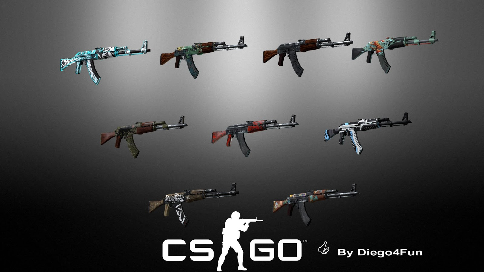 how to manually change csgo weapon