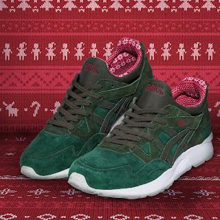Asics Tiger, Asics, Ugly Christmas jumpers, Gel-Lyte III, Gel-Lyte V, sneakers, deportivas, calzado, Navidad, ASICS Tiger Xmas Pack,