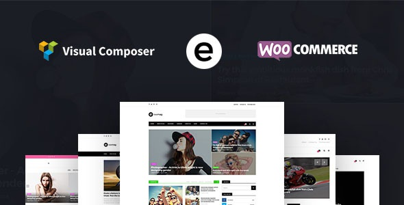 Best Blog Magazine WordPress Theme