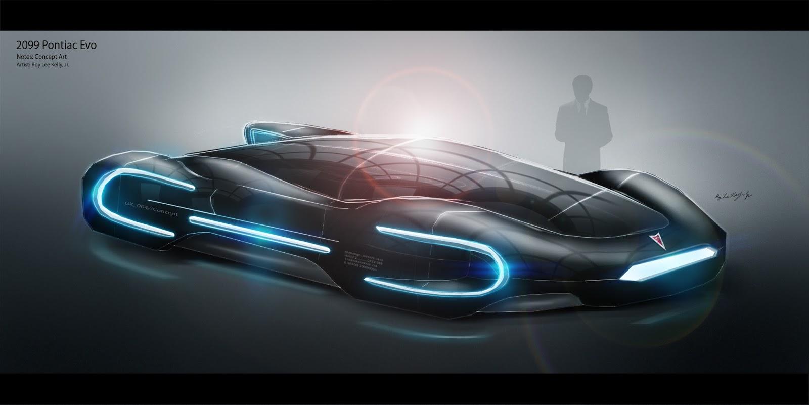 The Art Of BlackPicasso: Future Car