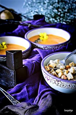 Crema de calabaza y zanahoria - TuvesyyoHago