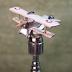 """Russian """"Ace"""" Nieuport 17"""