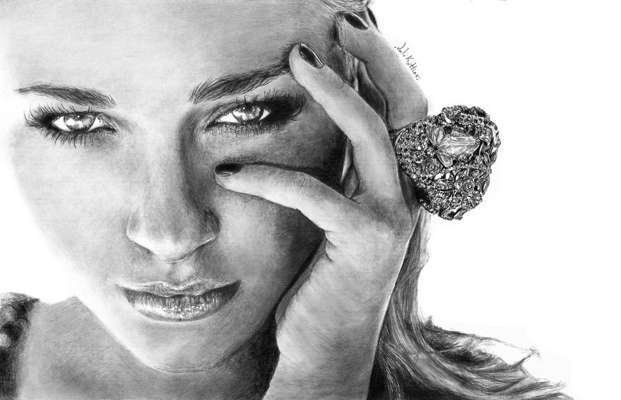 09-Hayden-Valerie-Kotliar-Celebrities-and-Unknown-Immortalised-in-Realistic-Drawings-www-designstack-co