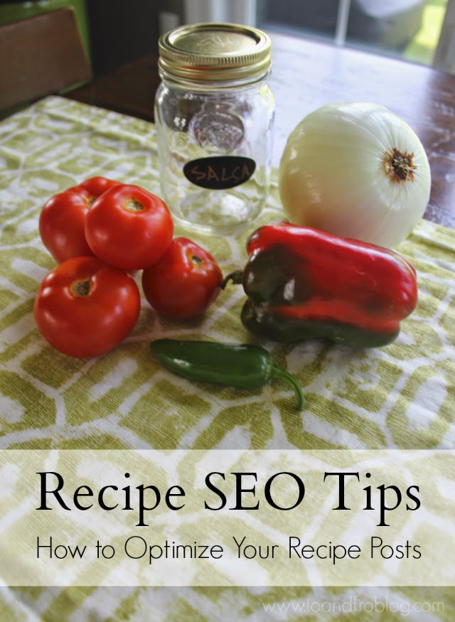 Recipe SEO Tips: How to Optimize Your Recipe Posts