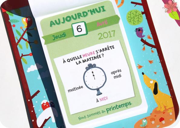 Mon super calendrier - CP/CE1 - Sébastien Chebret - Gründ