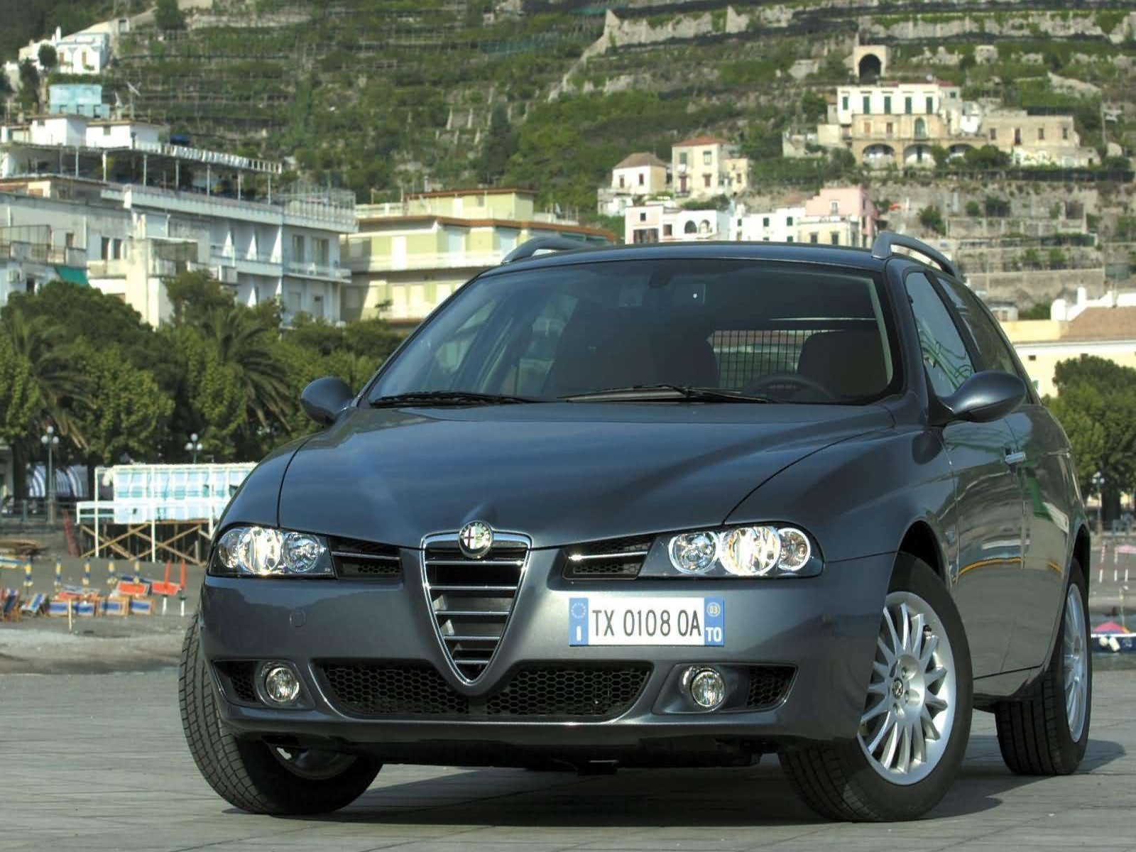 alfa romeo 156 sportwagon 2 0 jtd 2003. Black Bedroom Furniture Sets. Home Design Ideas