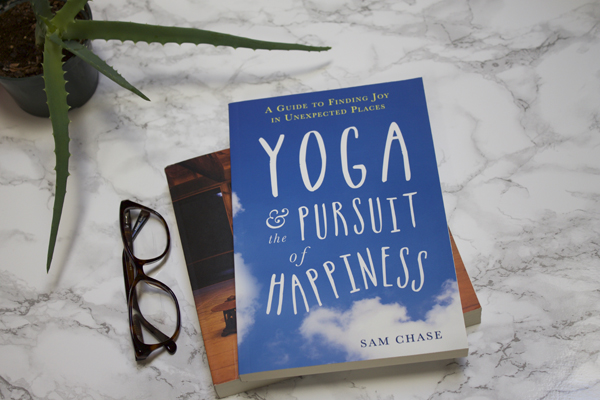 Books to Read in 2017, Yoga and the Pursuit of Happiness Book, Meditations From the Mat Book, Yoga books to Read