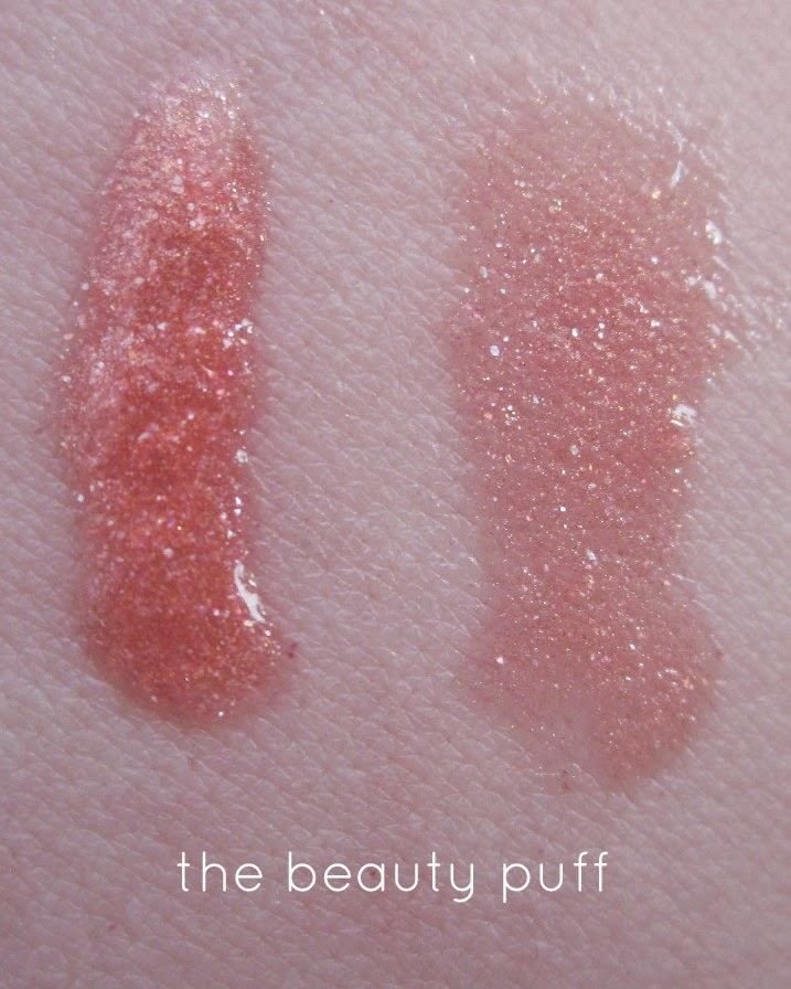 laura geller flirtini swatch - the beauty puff