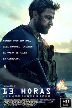 13 Horas: Los Soldados Secretos de Bengasi [2016] [Latino-Ingles] HD 1080P [Google Drive] GloboTV