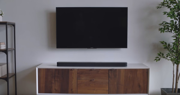 JBL Link Bar is the first soundbar powered by Android TV and Google Assistant