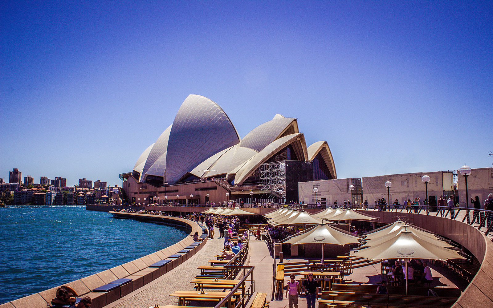 Sydney opera house amazing building
