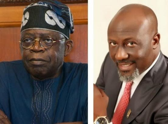 Tinubu called me a dog, thug – Dino Melaye fires back