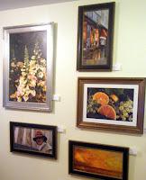 skippack art gallery show featuring artist eva ramanuskas