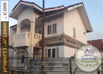 Dijual Rumah Hook Banjar Wijaya Tangerang