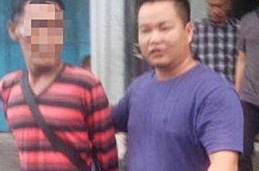 Lelaki rogol anak tiri sehingga hamil ditangkap