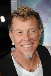 James Hetfield. Director of Metallica Through The Never