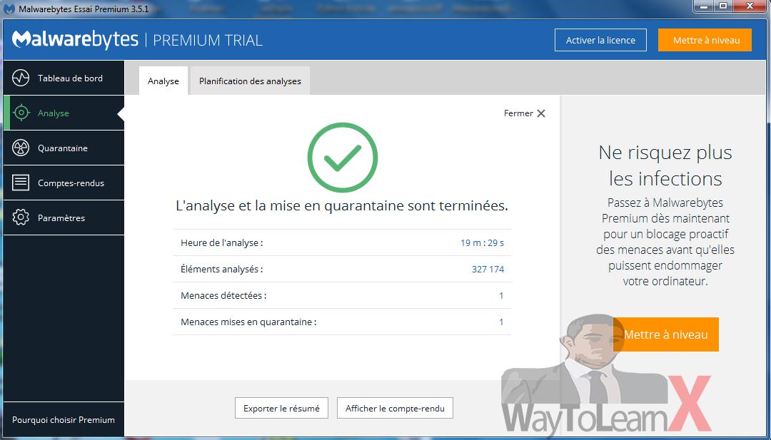 Comment supprimer les malwares de mon PC