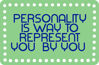 what is the personality ?