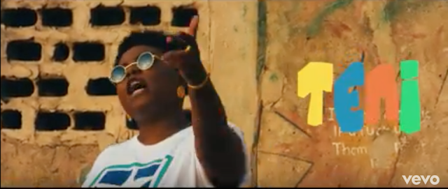 Video: Teni – Pareke