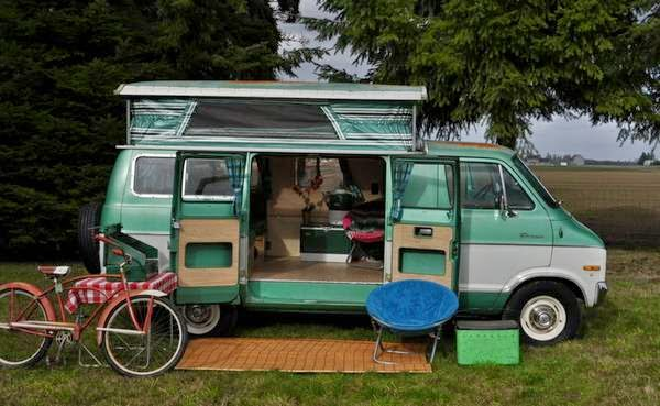 Dodge Camper Van – fahrzeug