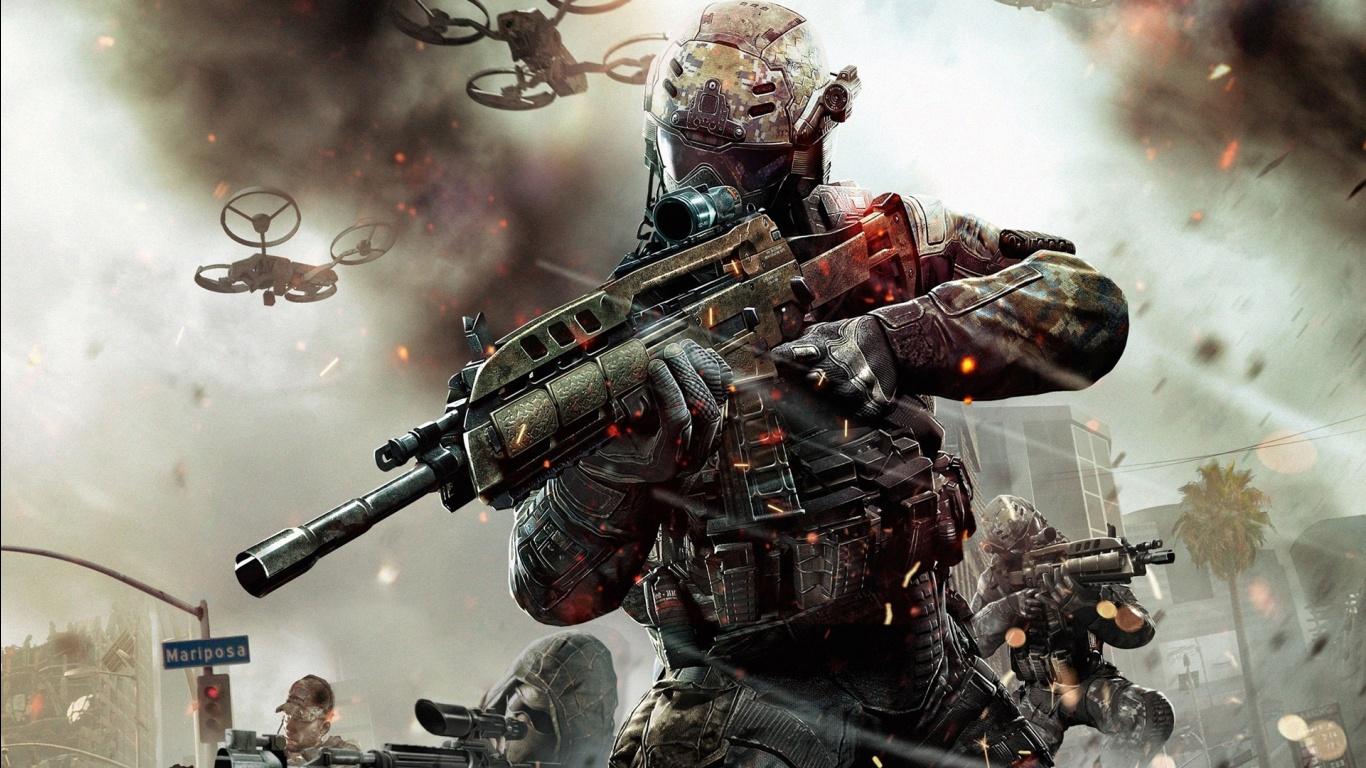 Call Of Duty Wallpaper Hd: Cod4 Wallpaper Hd
