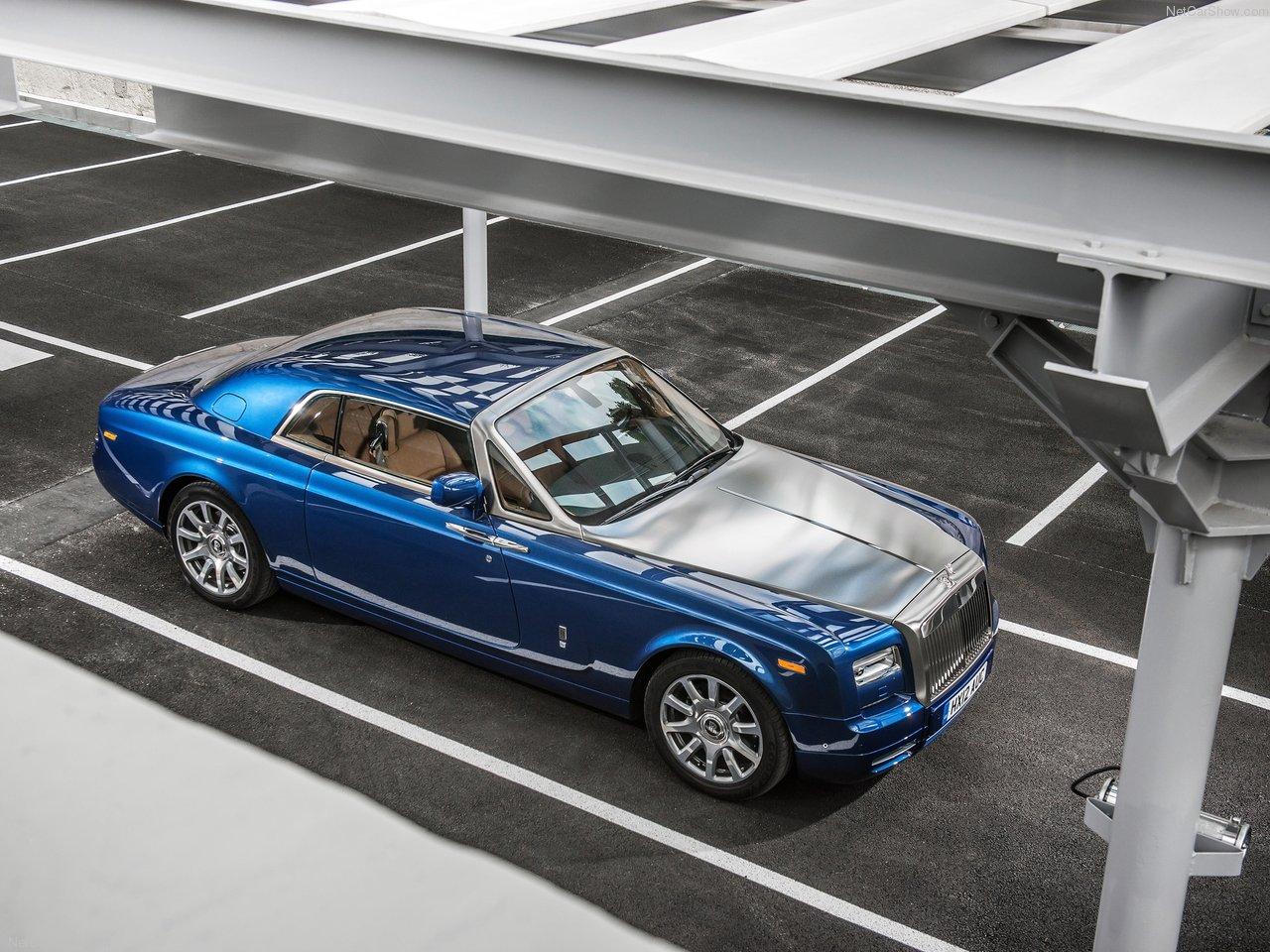 Watchcaronline Rolls Royce Phantom Coupe 2013