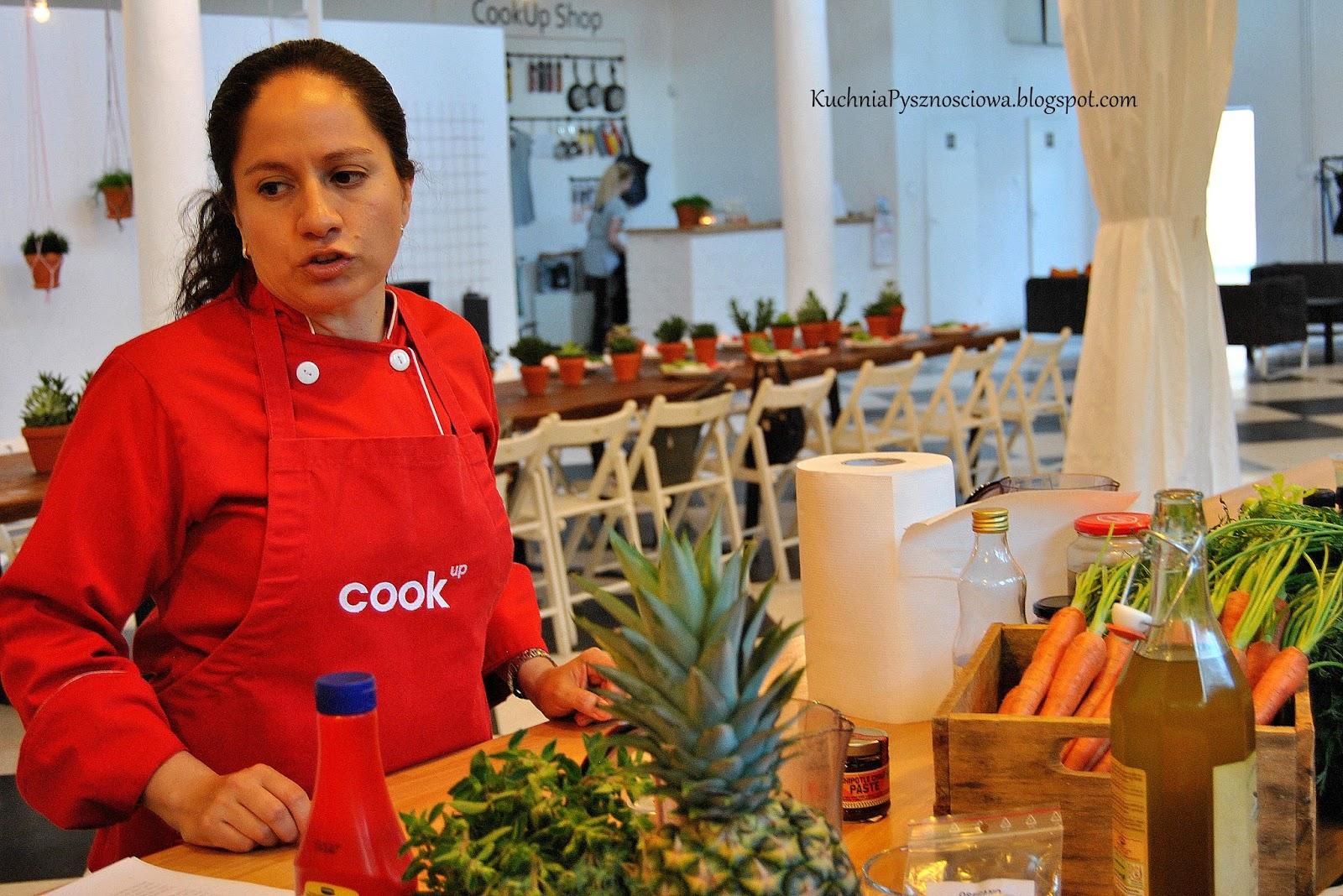 Warsztaty Fiesta Mexicana w Cook Up