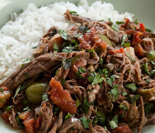 Adapted recipe: Ropa Vieja from Food & Wine