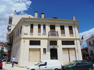η οικία του Χαράλαμπου Βασιλείου στη Φλώρινα