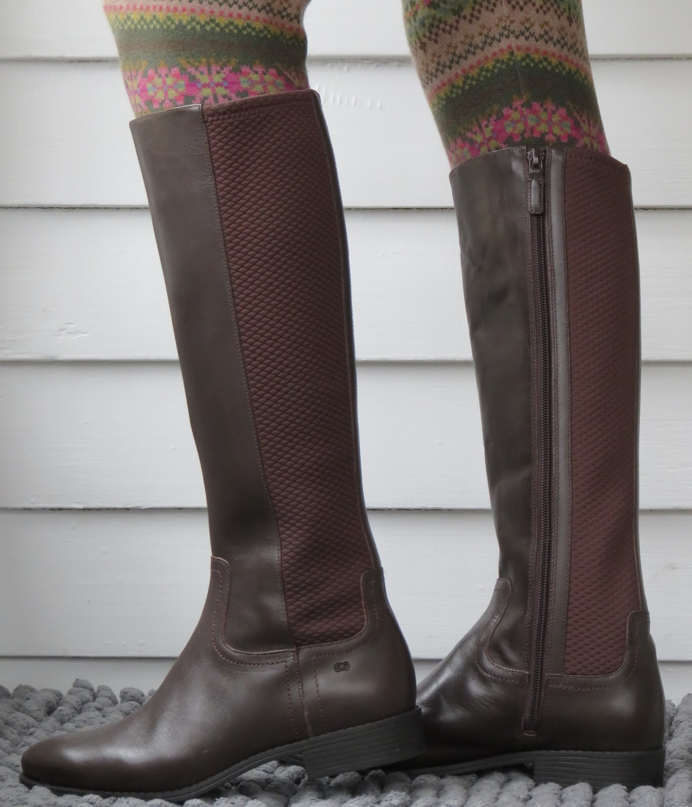 ebb4f1abe6b Howdy Slim! Riding Boots for Thin Calves: Cole Haan Tilley II