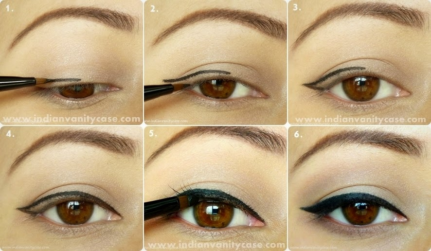 Single Pencil Eyeliner Tutorial B G Fashion