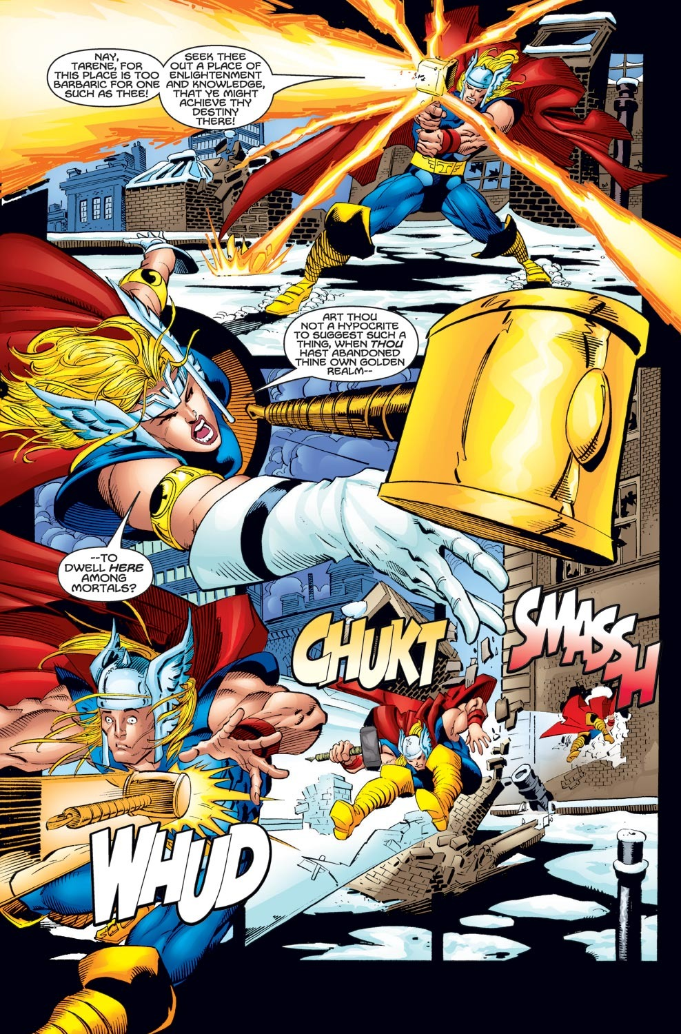 Thor (1998) Issue #34 #35 - English 6