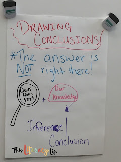 Drawing conclusions is a tough skill for so many students. Making it fun can make it more motivating for everyone!