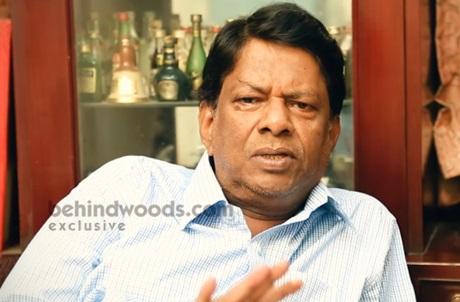 """The whole Shooting Spot went No Smoking Zone for Rajini Movie"" -Dhadha Janagaraj   MY 88"