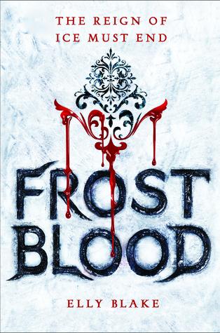 Frostblood Elly Blake