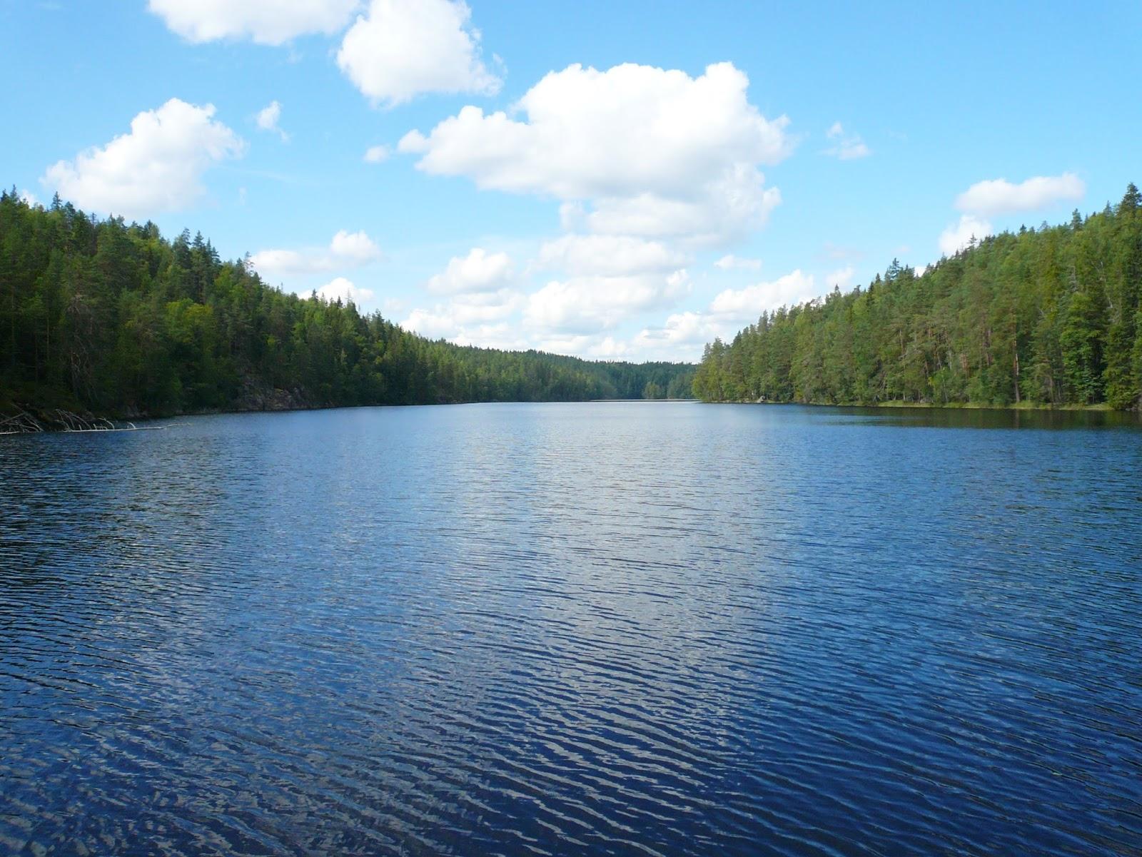 Helvetinjärvi Sää