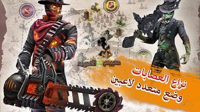 تحميل لعبة Six Guns مهكرة للأندرويد اخر اصدار اوفلاين