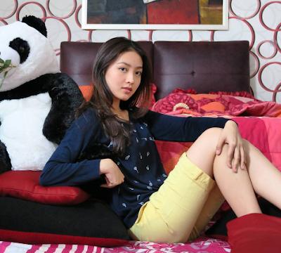 Iklan yang dibintangi oleh Natasya Wilona