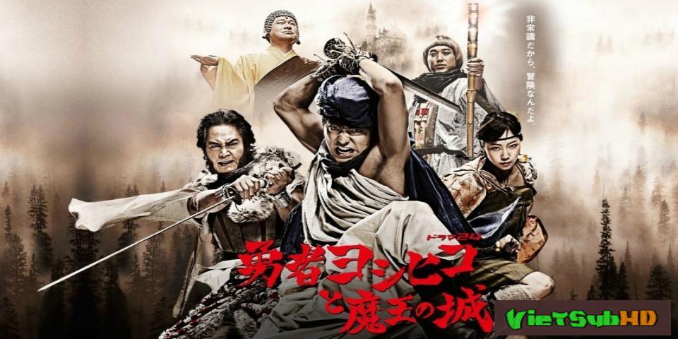 Phim Anh hùng Yoshihiko và lâu đài vua quỷ Trailer VietSub HD | The Hero Yoshihiko and the Demon King's Castle 2016