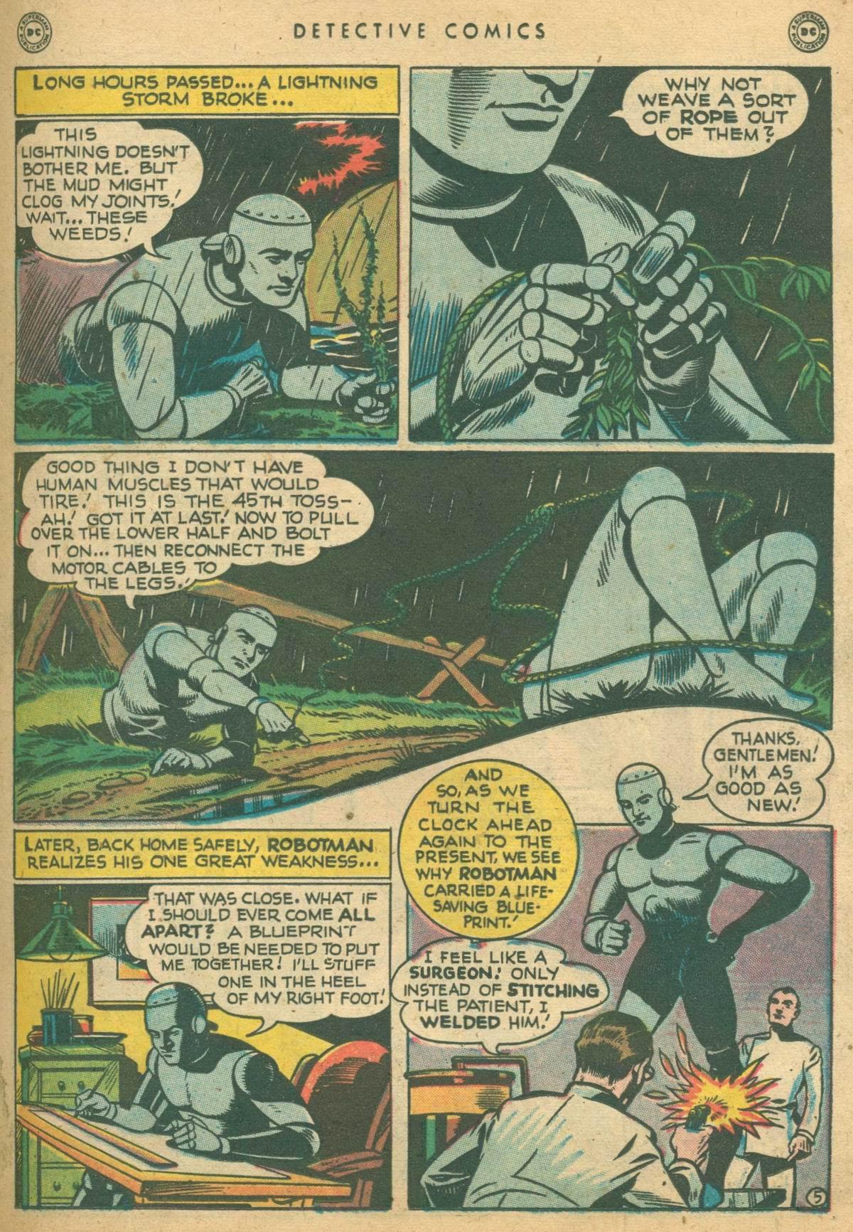 Detective Comics (1937) 138 Page 20